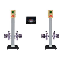 Smart 3D Mobile Wheel Alignment