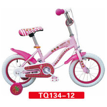 "Принцесса дети велосипед/дети велосипед 12"""