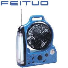 Rechargeable Fan, Emergency Light