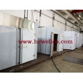 Buah-buahan Pieces Hot Air Oven