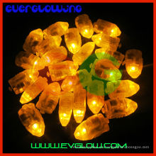 Mini led luz de color amarillo para globos venta caliente 2017
