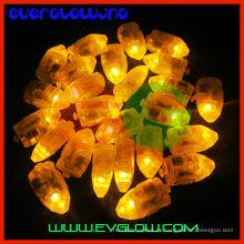 mini luz led de amarelo para balões venda quente 2017