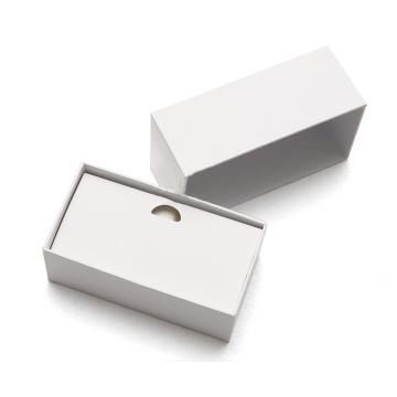 White Generic Cell Phone Shipping Box