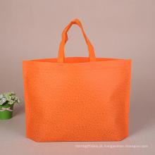 Impressão personalizada Promoção de compras de saco de venda quente