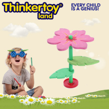 Flower Building Toy for Learly Learning and Development