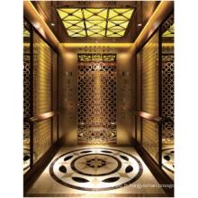 Ascenseur Ascenseur ascenseur miroir gravé Mr & Mrl Aksen Hl-X-006