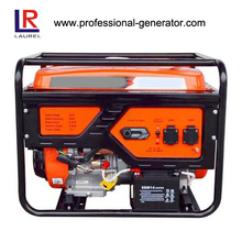 Air Cooled Effective 6kw Gasoline Generator