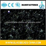 widely use colorless filler material glass beads 0.045-0.000MM