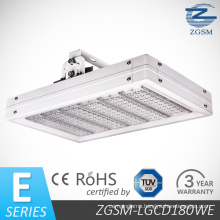 IP65 180W High Lumen LED Gas Station Canopy Light with CE/RoHS Certificated