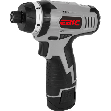 10.8V Li-ion rechargeable battery cordless screwdriver