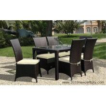 Садовая мебель/Патио мебель стол и стулья (7077)