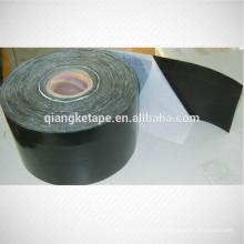3-lagiges Beschichtungssystem und antikorrosiv kalt aufgetragenes Umreifungsband