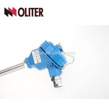 oliter assemblée faston flex armure antidéflagrant jonction type fours thermocouple s température capteur mesures