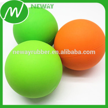 Wear Resist Clear Silicone Rubber Ball with Smooth Surface