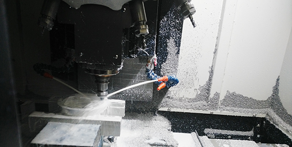 Milling High Speed Aluminum