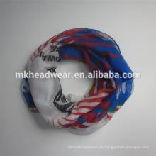 Weltmeisterschaft Fußball Schal Polyester