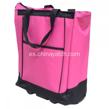 Precio barato Lady Wheeled Trolley Shopping Bag