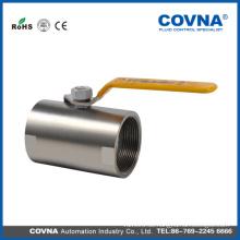 Innengewinde 1PC cf8m Kugel Wasser Handventil