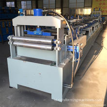 cz purlin roll membentuk mesin interchangeable