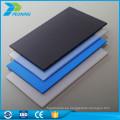 Top Grado sólidos láminas de policarbonato transparente hoja de techado