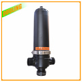 Plastic Flowrate Flow Range Flow Sensor Transparent Tube Water Measurement Flow Meter