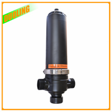 Filtro automático de purificación de agua para auto limpieza de discos