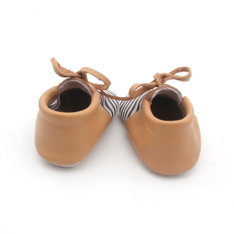 2018 Latest Fashion Bowknot Leather Casual Shoes