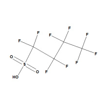 Ácido perfluorobutanossulfónico Nº CAS 375-73-5