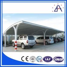 China Aluminium Profile For Aluminum Car Canopy