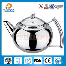 hervidor de agua de oro de acero inoxidable / tetera / ollas turcas http://meiming.en.alibaba.com/