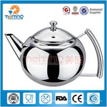 aço inoxidável chaleira de chá de ouro / bule de chá / panelas turcas http://meiming.en.alibaba.com/