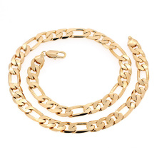 Xuping Fashion Hotsales Gold Jewelry Alloy Necklace Chain for Men --40618