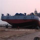 For dock and boat pneumatic rubber fenders