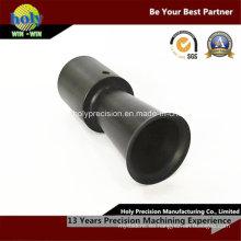 Pieza que trabaja a máquina plástica de encargo del CNC Delrin / POM / PVC / ABS