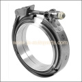 4`` V-BAND CLAMP KIT W ALUMINUM FLANGES & O-RING
