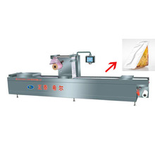 Meat Film Color Changable Stretching Film Packing Machine