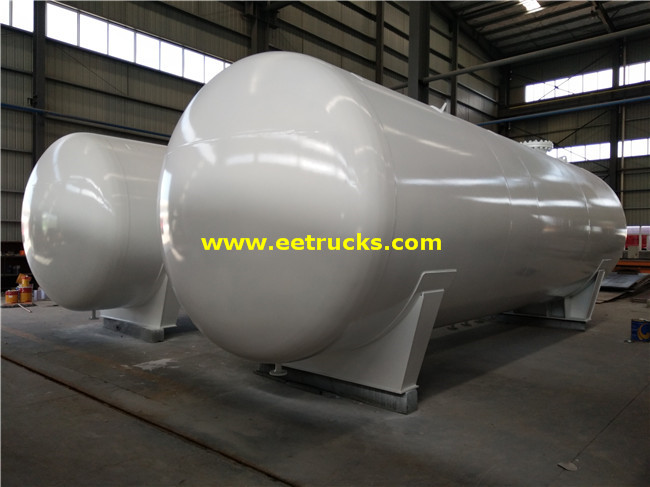 22T 12000 Gallon LPG Storage Tanks