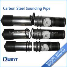 Tubulação de sondagem de aço carbono