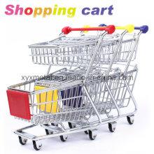 Super Market Großhandel Stahl Warenkorb Trolley