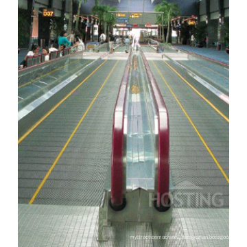 Passenger Conveyor Moving Walk Double Drive