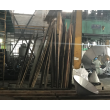 Factory source manufacturing for Stainless Steel Cone-Shaped Head Petroleum Equipment Conical Dishend export to Netherlands Antilles Importers