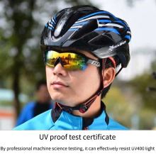 Outdoor Protective Riding Clear Sunglasses HD Polarizer Trend Sunglasses