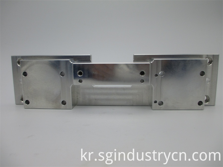 Aluminum Cnc Metal Fabrication