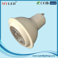 6w COB LED Spot Luz Gu10 Dimmable Led Spot de luz