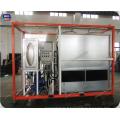 Système de refroidissement intégré de l'eau