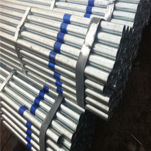 round section pre-galvanized steel pipe