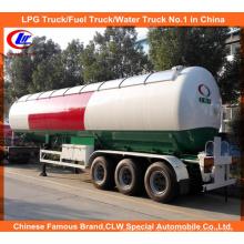 Heavy Duty ASME 40, 000 Liter LPG Gas Tanker Zylinder Semi Trailer 20mt für den Nahen Osten Markt
