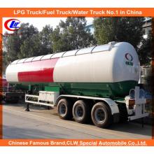 Heavy Duty ASME 40, 000 Litros Gas LPG Tanque Cilindros Semi-reboques 20mt para o mercado do Oriente Médio
