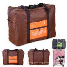 Tote Bag Matching with Luggage Case