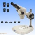 Profissional de alta qualidade zoom microscópio estéreo Mzs0745